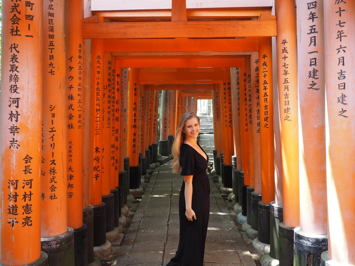 Kyoto Fushimi inari Taisha Shrine - Things to do in Kyoto