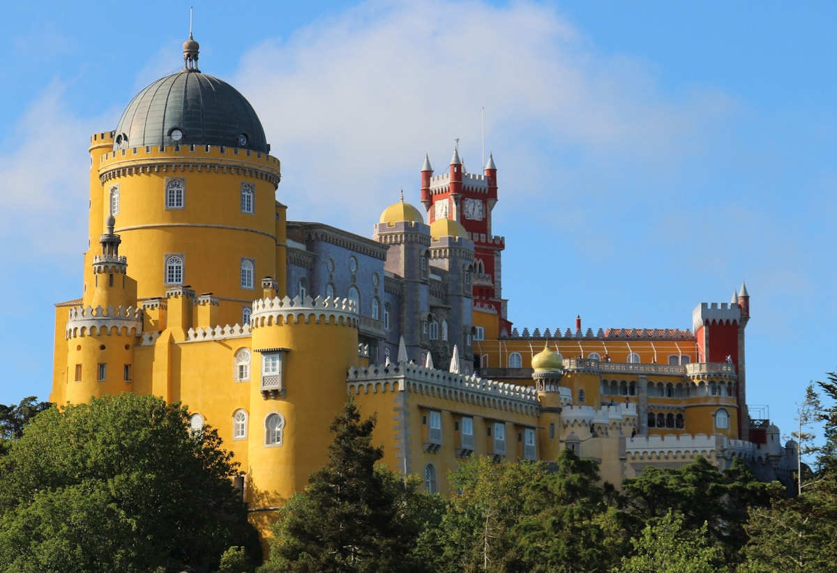 Day Trip To Sintra Portugal The Travel Escape 2