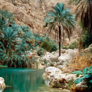 Adventuring In Wadi Shab Oman The Travel Escape 1