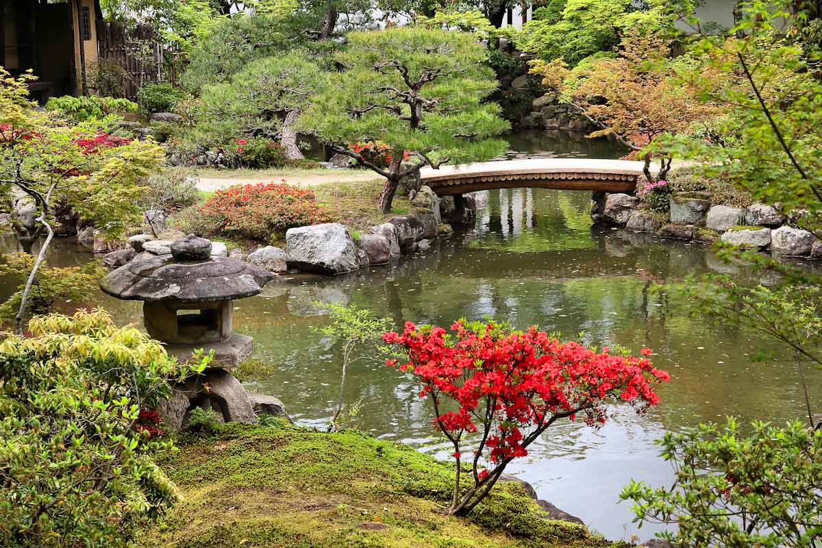 Isuien Garden, Nara, Japan 1
