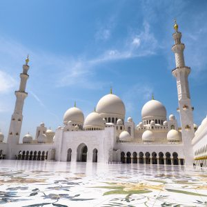 Sheikh Zayed Grand Mosque The Travel Escape