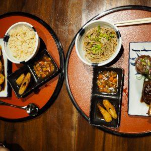 Japanese Restaurant at the Adaaran Prestige Vadoo