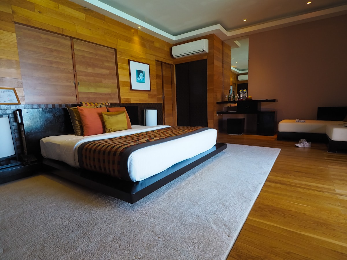 Adaaran Prestige Vadoo Bedroom view