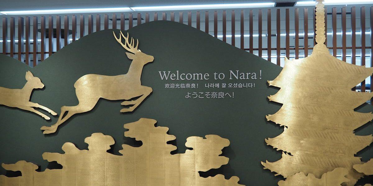 Visiting Nara, Japan