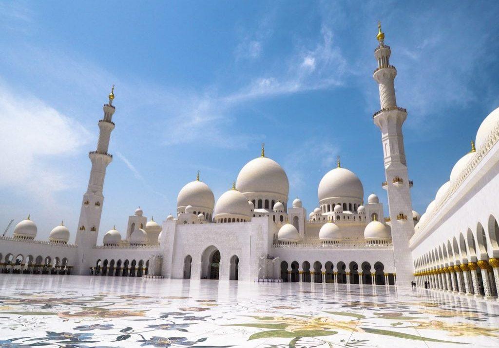 Sheikh Zayed Grand Mosque The Travel Escape