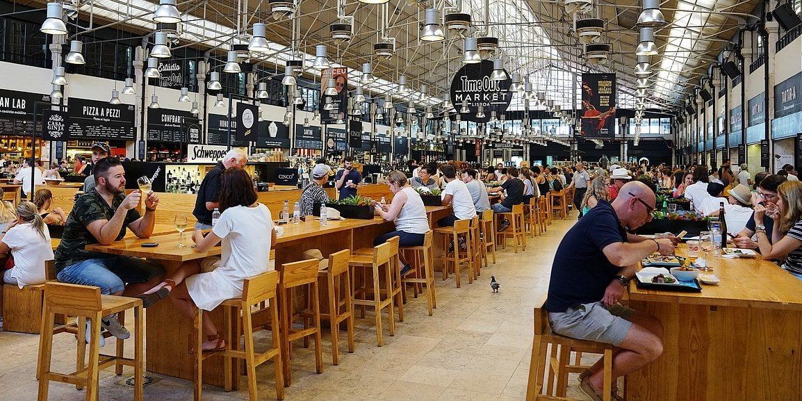 Lisbon Timeout Market